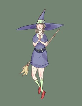 witchdoodle